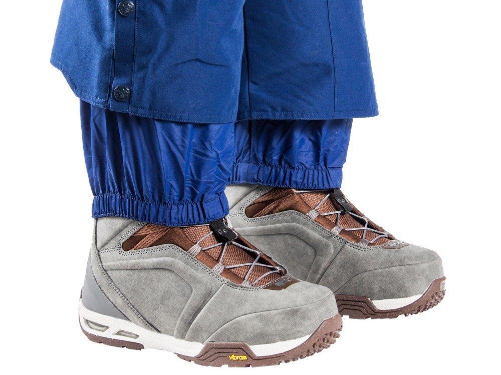 esempio ghetta da neve pantaloni da sci