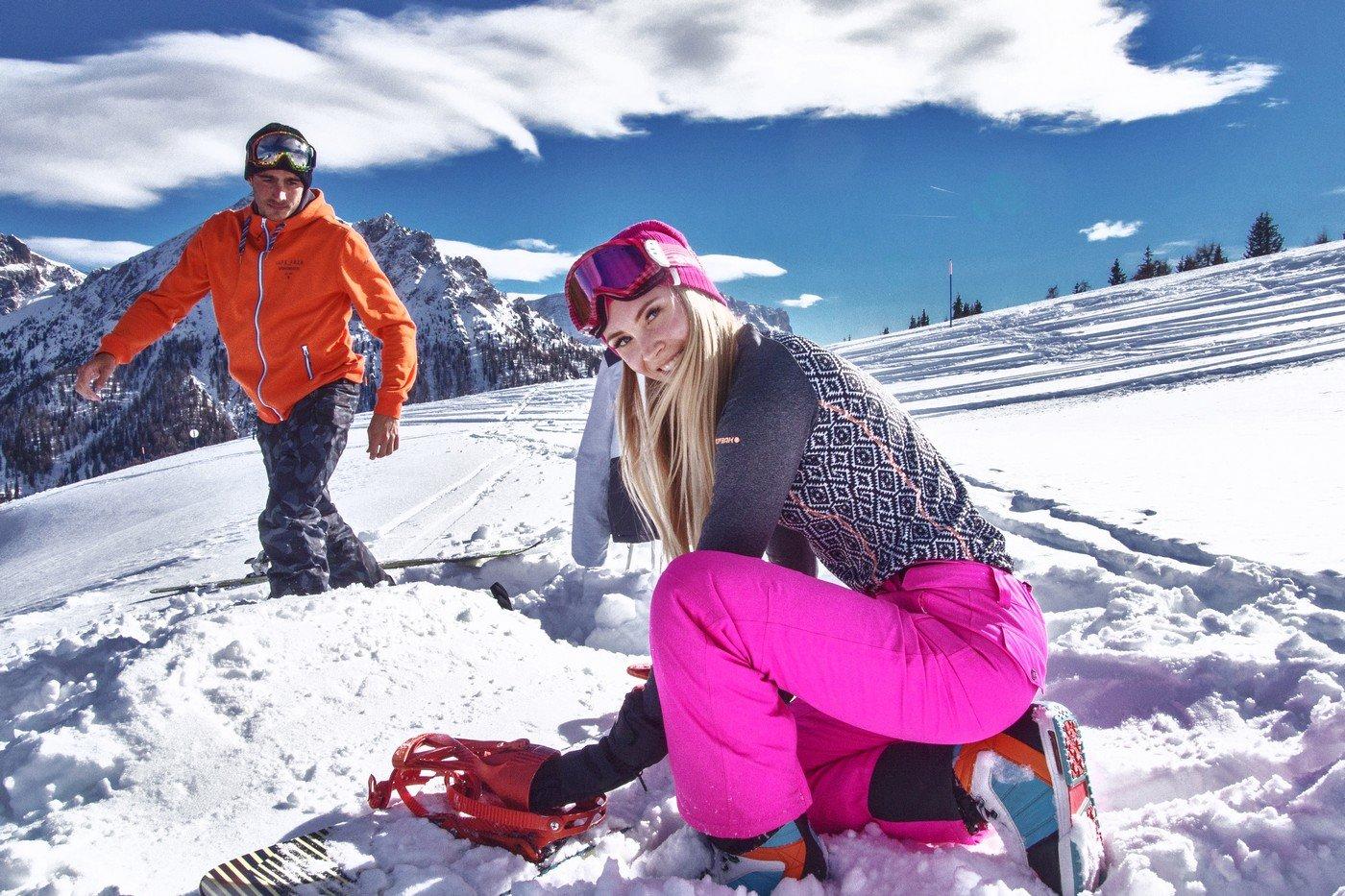 Pantaloni da sci Icepeak