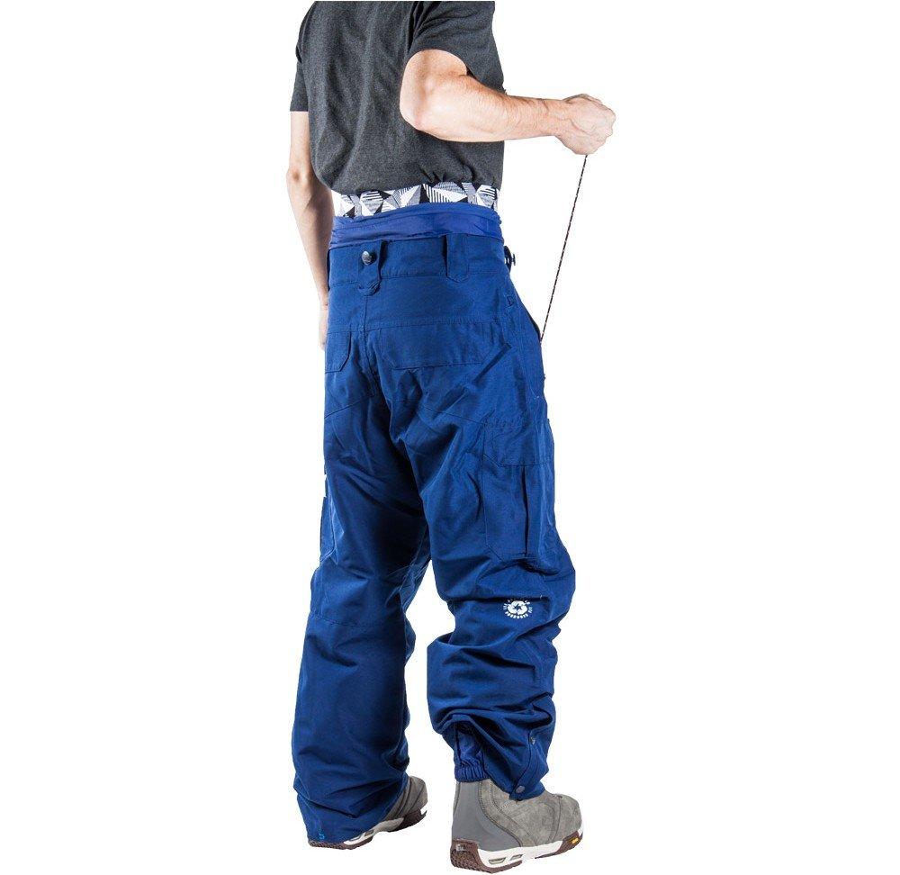 esempio: ascensore per pantaloni da sci