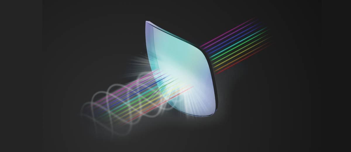 Vetro polarizzato Bollé