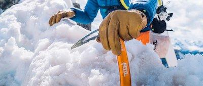 piccozza da sci alpinismo