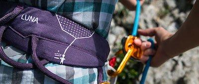 imbracatura da sci alpinismo