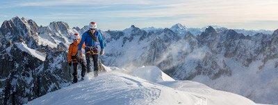 attrezzatura da sci alpinismo